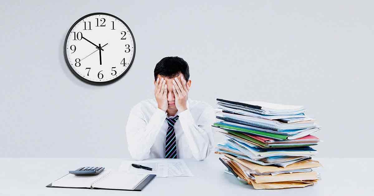 Как отказаться от дополнительной работы