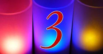 Секреты цифры 3 счастливая тройка