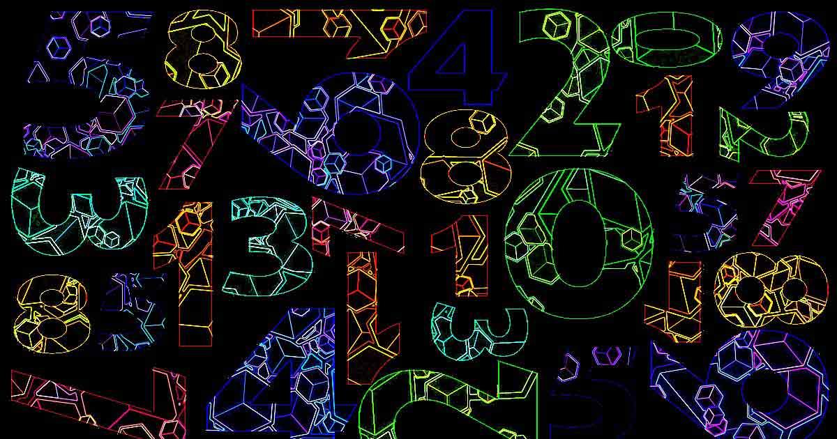 Обозначение чисел в нумерологии
