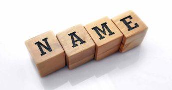 Почему надо полюбить свое имя