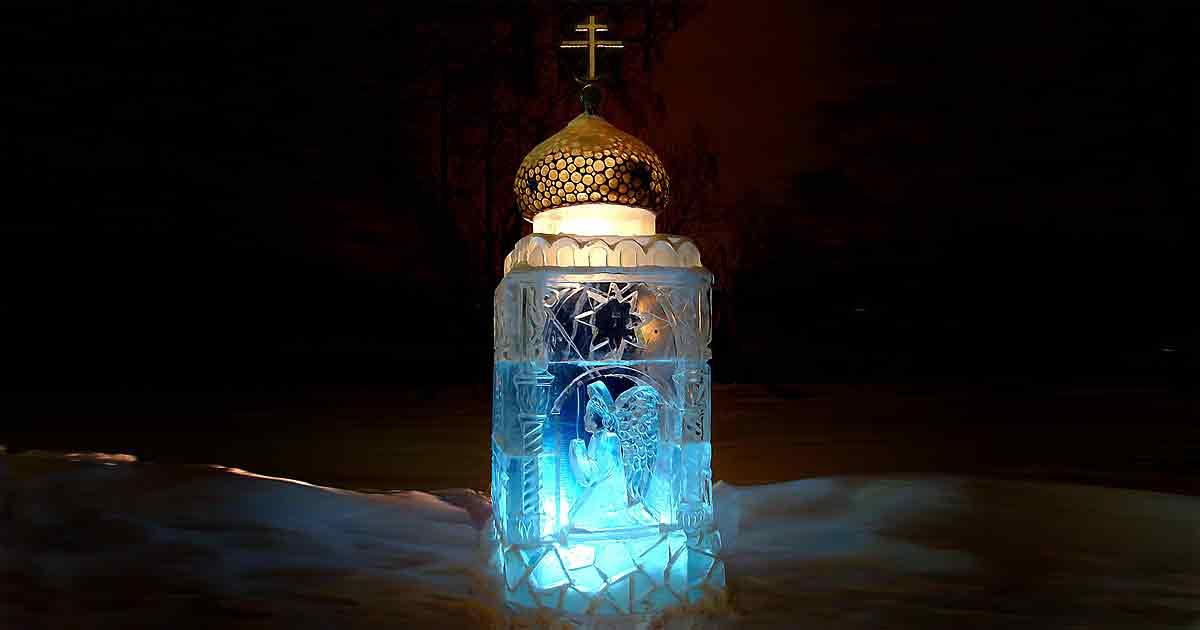 Целебные свойства крещенской воды