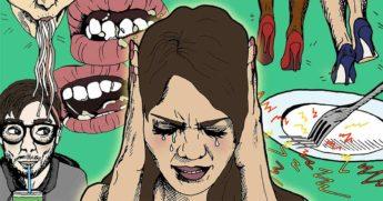 Почему раздражают звуки?