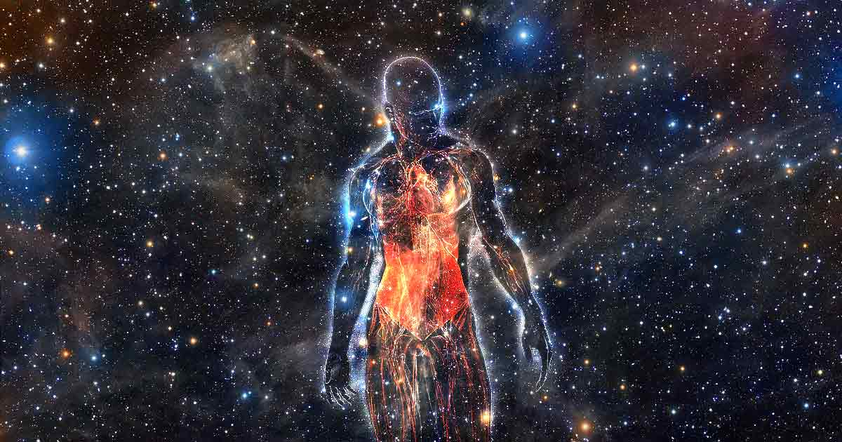 Почти наполовину тело человека состоит из звездной пыли