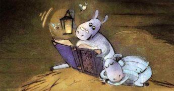 Чтение книг перед сном. Почему эта привычка полезна?