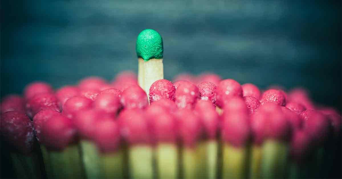 12 особенностей, доказывающих, что вы редчайший тип личности