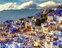 Голубые города — удивительные города цвета неба