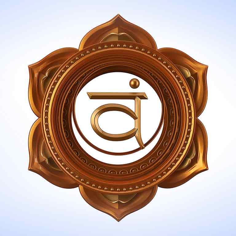 чакра Свадхистхана