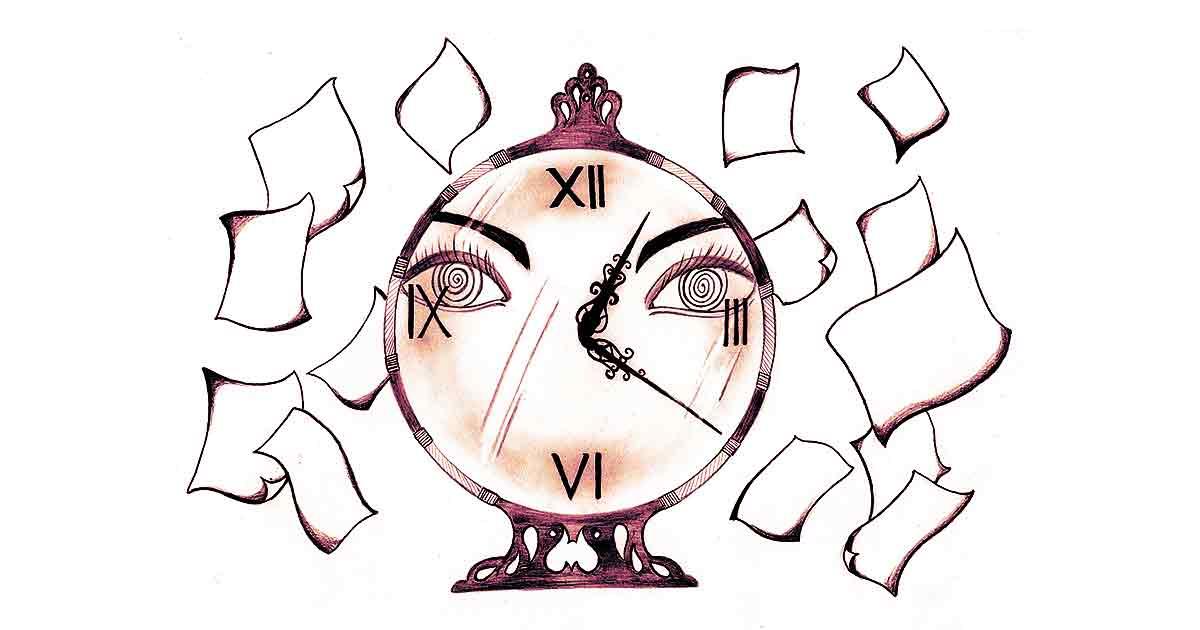 На что мы тратим время впустую. Как не тратить время зря?