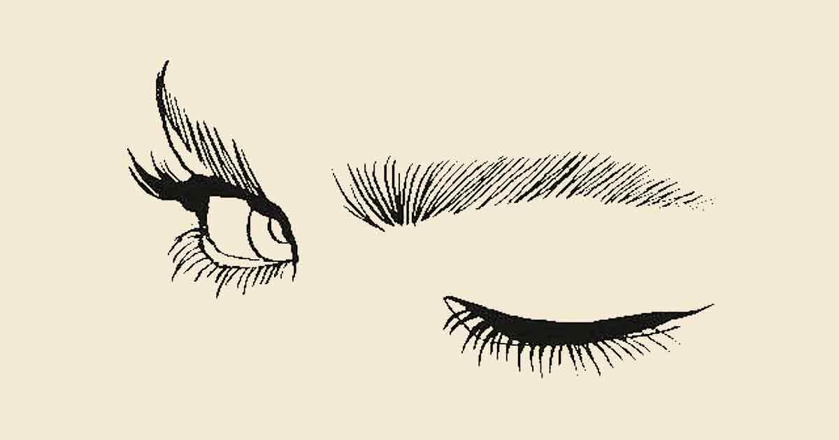 Форма бровей и судьба: как форма и цвет бровей влияет на характер