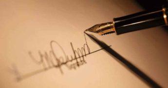 О чем говорит ваша подпись? Нумерологическое значение подписи